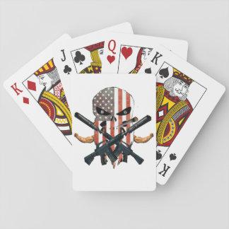 Jogo De Baralho Ferocidade estratégica - cartões de jogo do póquer