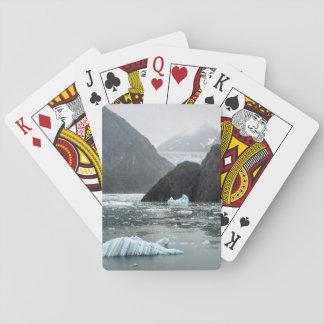 Jogo De Baralho Gelo em cartões de jogo do fiorde do braço de
