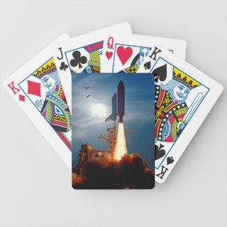 Jogo De Baralho Lançamento STS-64 da descoberta do vaivém espacial
