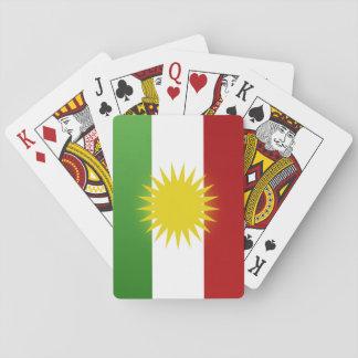Jogo De Baralho Lîstik do karta do ser do li do Curdistão de Alá