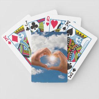 Jogo De Baralho Mãos do amor