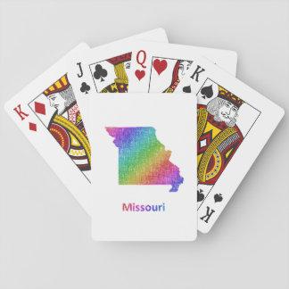 Jogo De Baralho Missouri