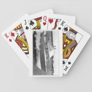 Jogo De Baralho O póquer dos barcos de Bertram carda jogos de