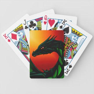 Jogo De Baralho Olho do dragão