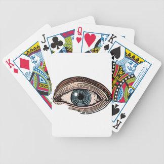 Jogo De Baralho Olho do providência (transparente)