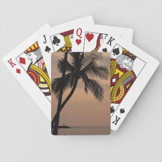 Jogo De Baralho Por do sol de Kawaihae
