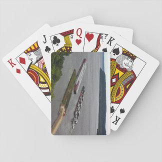 Jogo De Baralho Reboques que passam cartões de jogo