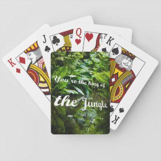 Jogo De Baralho Rei da selva