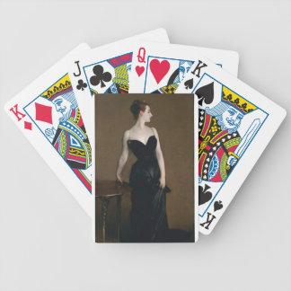 Jogo De Baralho Senhora Pierre Gautreau (senhora X)