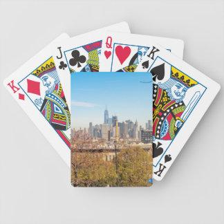Jogo De Baralho Skyline da Nova Iorque