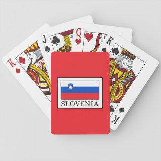 Jogo De Baralho Slovenia