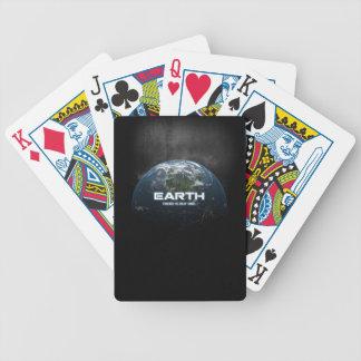 Jogo De Baralho Terra - cartões de jogo