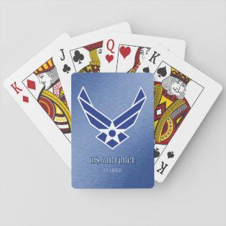Jogo De Baralho U.S. Cartões de jogo clássicos aposentados força