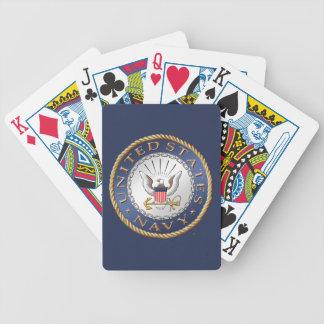 Jogo De Baralho U.S. Cartões de jogo do póquer de Bicycle® do