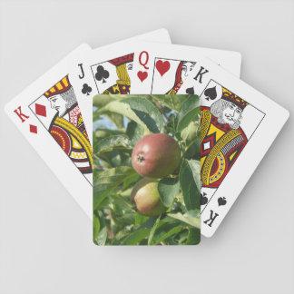 Jogo De Baralho Uma maçã um o dia