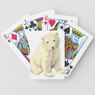 Jogo De Baralho Urso polar peluches