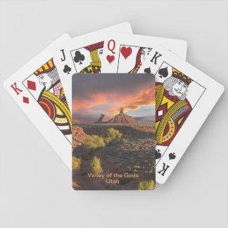 Jogo De Baralho Vale dos cartões de jogo dos deuses