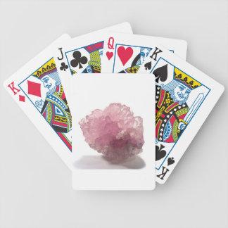 Jogo De Baralho Viajantes da felicidade de quartzo cor-de-rosa