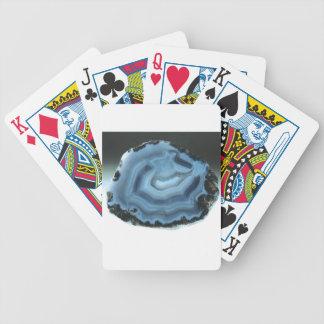 Jogo De Carta Ágata azul