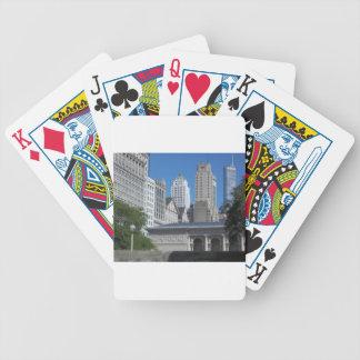 Jogo De Carta Arquitectura da cidade de Chicago