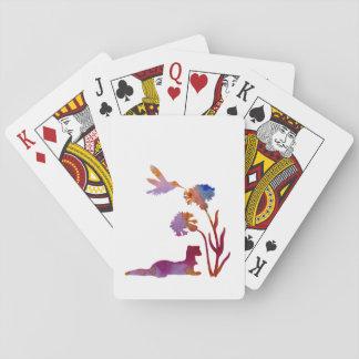 Jogo De Carta Arte da doninha