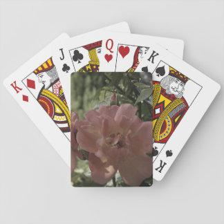 Jogo De Carta Aumentaram os cartões de jogo clássicos da foto