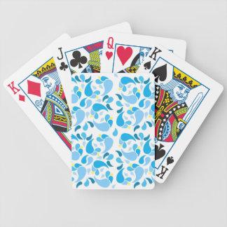 Jogo De Carta Azuis do verão