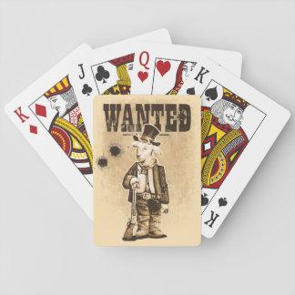 Jogo De Carta Billy o miúdo