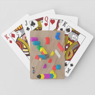 Jogo De Carta Brinquedos de Hadali - cartões de jogo - cena do