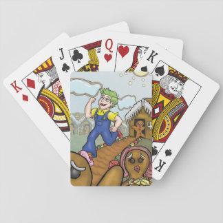 Jogo De Carta Cartões de Humanbreadman