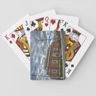 Jogo De Carta Cartões de jogo da estação de correios de Bellevue