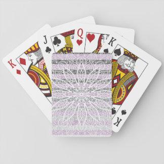 Jogo De Carta Cartões de jogo da mandala