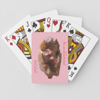 Jogo De Carta Cartões de jogo da rosquinha do divertimento