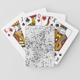 Jogo De Carta Cartões de jogo Dalmatian do impressão