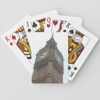 Jogo De Carta Cartões de jogo de Big Ben