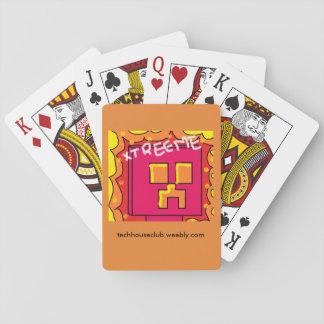 Jogo De Carta Cartões de jogo de Xtreeme