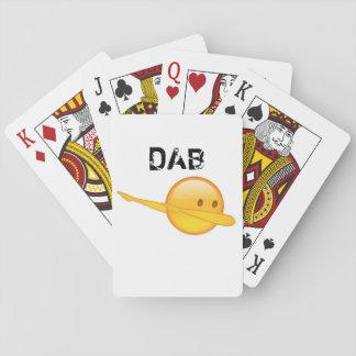 Jogo De Carta Cartões de jogo do emoji da solha