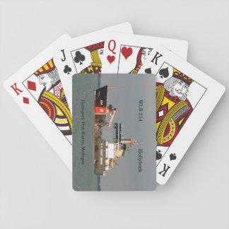 Jogo De Carta Cartões de jogo do Hollyhock de WLB 214