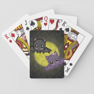 """Jogo De Carta """"Cartões de jogo do vôo da meia-noite"""""""