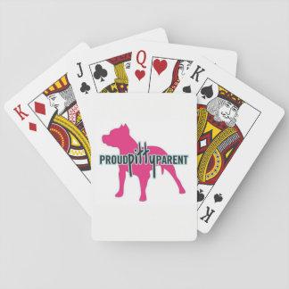 Jogo De Carta Cartões de jogo orgulhosos do pai de Pitty