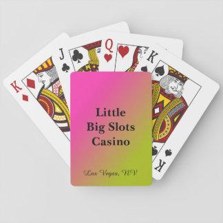 Jogo De Carta Cartões de jogo personalizados