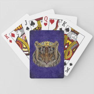 Jogo De Carta Cartões de jogo - tigre de Faro