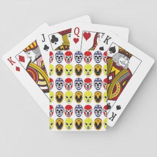 Jogo De Carta Cartões de Lucha