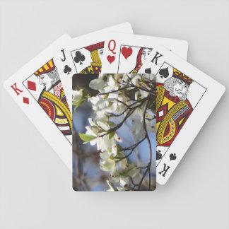 Jogo De Carta Cartões do Dogwood