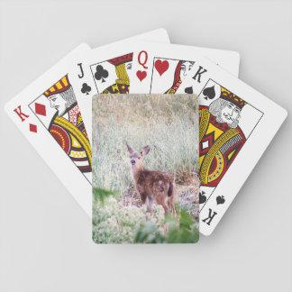 Jogo De Carta Cartões dos cervos