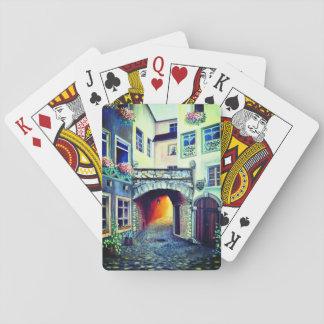 Jogo De Carta Cidade do bohemian de Dreamscape Luxembourg