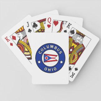 Jogo De Carta Columbo Ohio