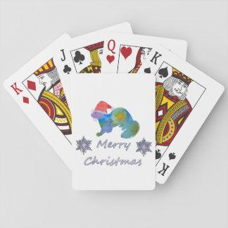 Jogo De Carta Doninha do Natal