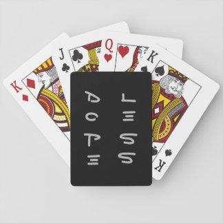 Jogo De Carta DOPELESS, cartões de jogo