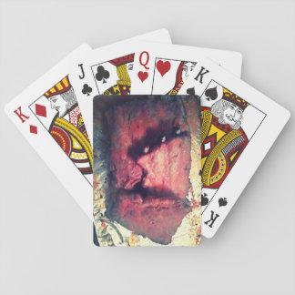 Jogo De Carta É apenas cartões de jogo clássicos dos reforços